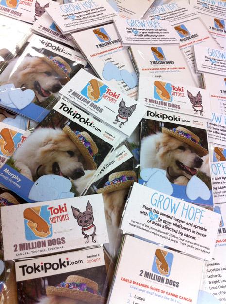 2 Million Dogs Blue Packs