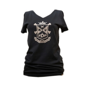 Freaky Dog People Crest Tee