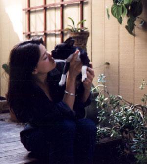 Toki and Christy
