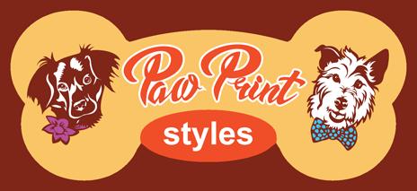 Paw Print Styles