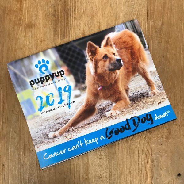 PuppyUp 2019 Calendar