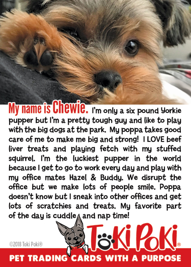 Chewy (Member #1122)