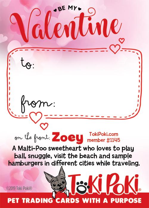 Zoey (member #1145)