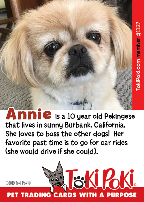Annie (Member #1127)