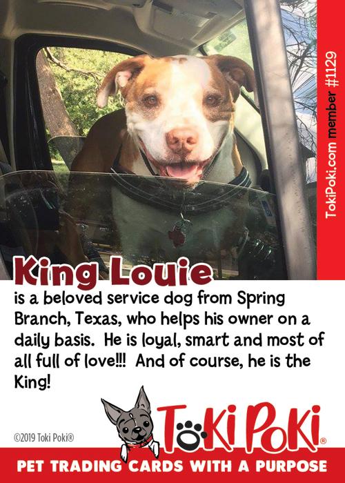 King Louie (Member #1129)