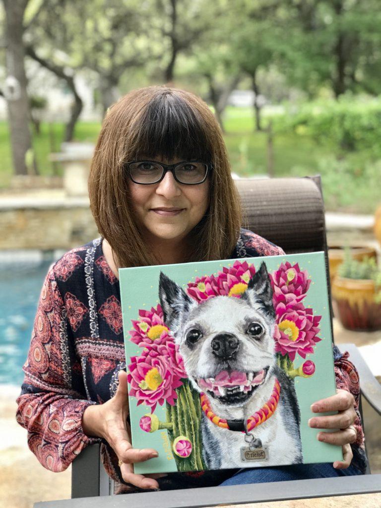 Elizabeth Elequin - artist