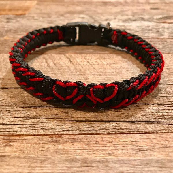 L-O-V-E Collection Three Hearts w/ Red Banding