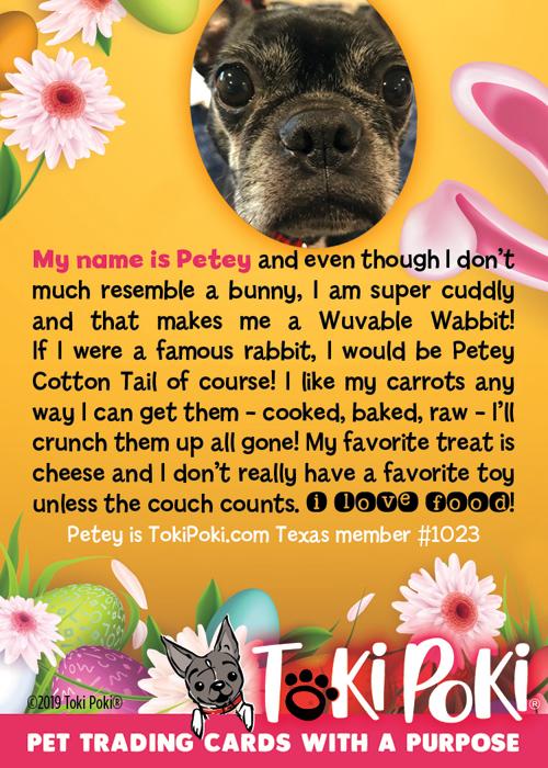 Petey (member #1023)