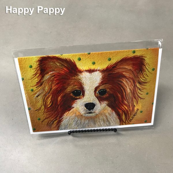 Happy Pappy - Elizabeth Elequin Art Greeting Cards