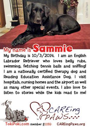 Sammie (Member #1159)
