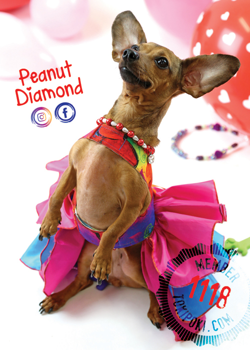 Peanut Diamond