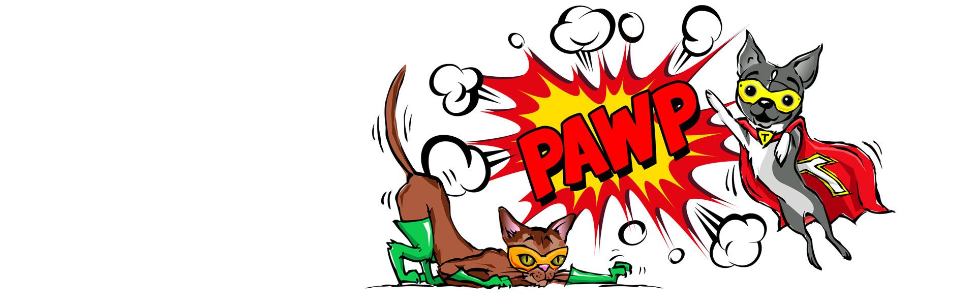 Toki Poki Superhero Pets