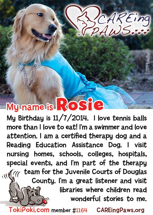 Rosie (Member #1164)