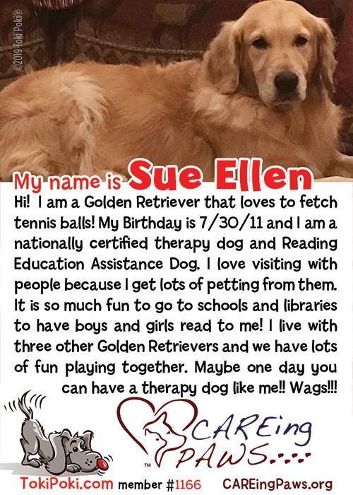 Sue Ellen (Member #1166)