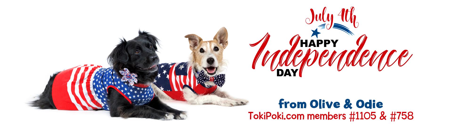 Toki Poki 4th of July