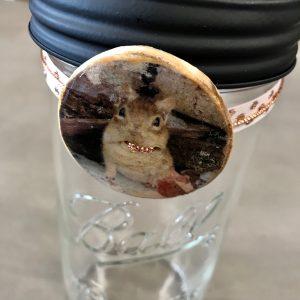 Nut Jar