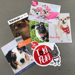 Pet Trading Cards