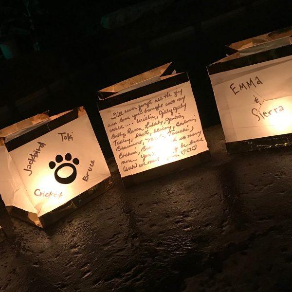 Pet Remembrance Lantern