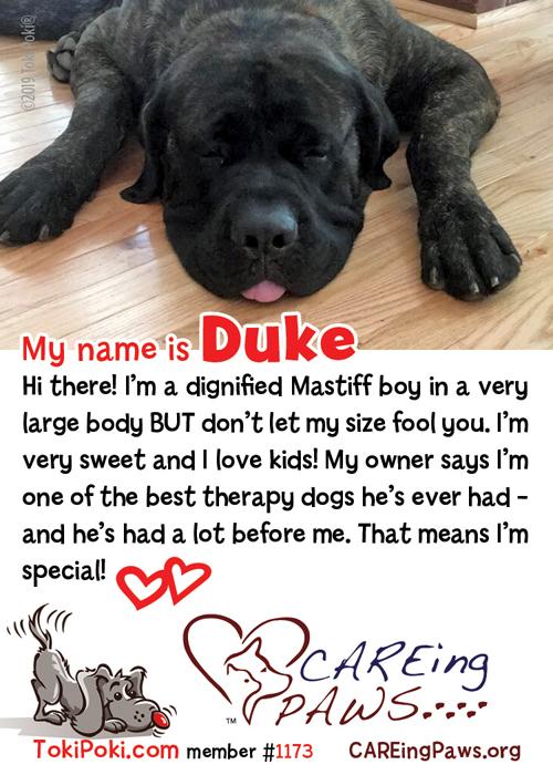 Duke (Member #1173)