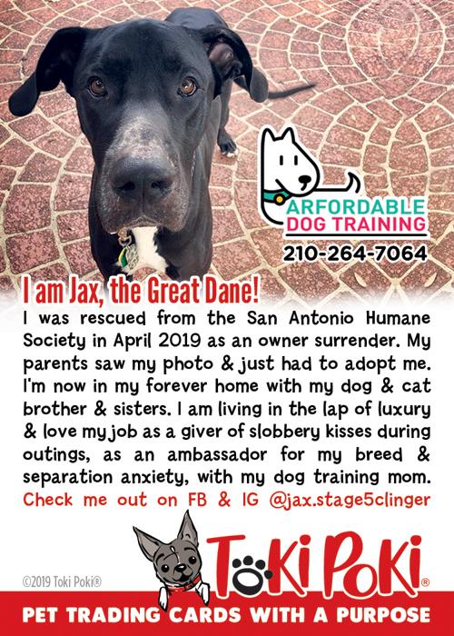Jax (Member #1171)