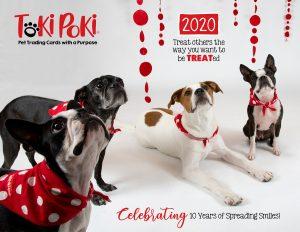 2020 Toki Poki Calendar